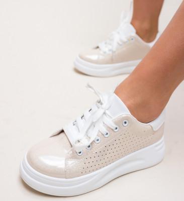 Pantofi Sport Glittery Roz