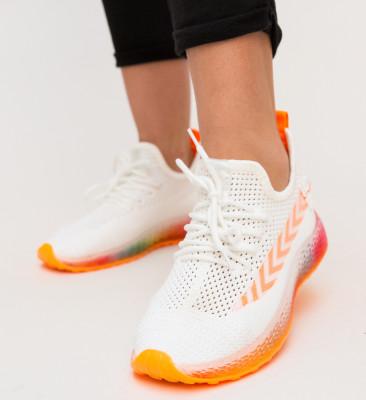 Pantofi Sport Iris Albi