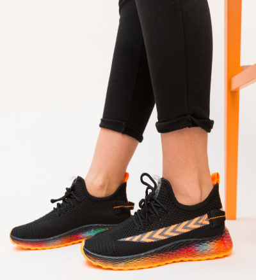 Pantofi Sport Iris Negri