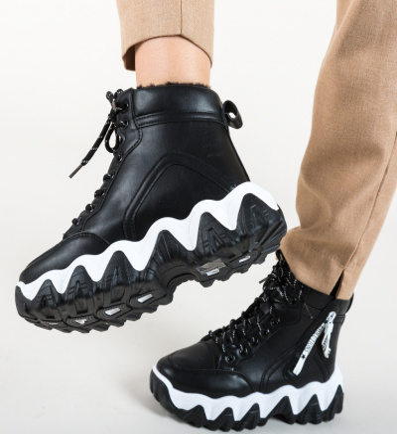 Pantofi Sport Jajima Negri