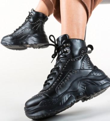 Pantofi Sport Jakero Negri
