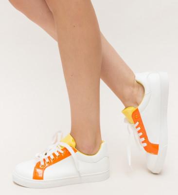 Pantofi Sport Jery Portocalii