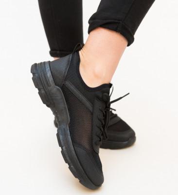 Pantofi Sport Keavy Negri