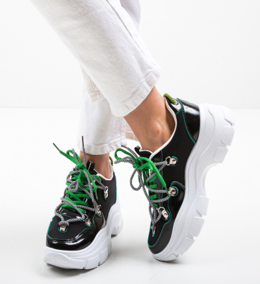 Pantofi Sport Lifet Negri