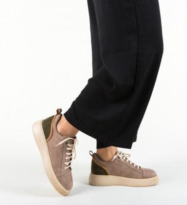 Pantofi Sport Matas Bej