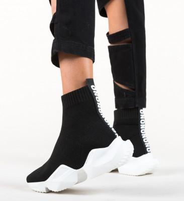 Pantofi Sport Monomo Negri