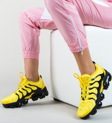 Pantofi Sport Neve Galbeni