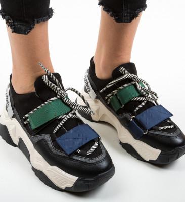 Pantofi Sport Noise Negri