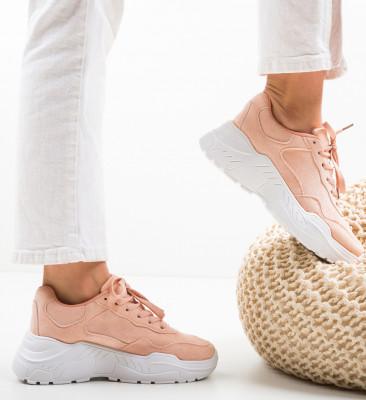 Pantofi Sport Pepso Roz