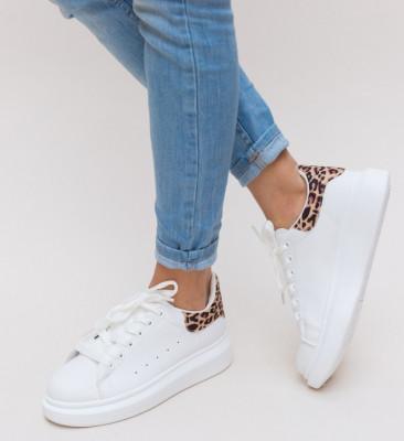 Pantofi Sport Queen Leopard