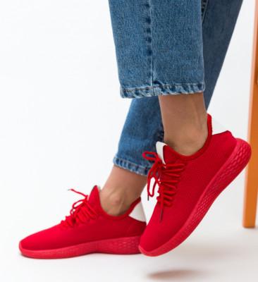Pantofi Sport Reto Rosii