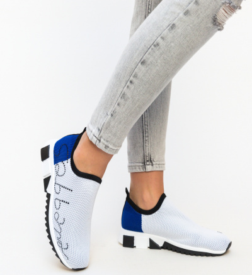 Pantofi Sport Sabbar Albastri