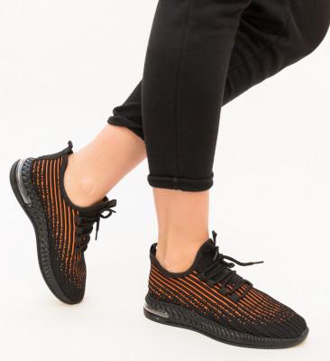 Pantofi Sport Samir Portocalii