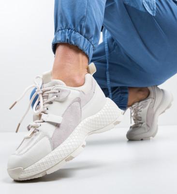 Pantofi Sport Senar Bej