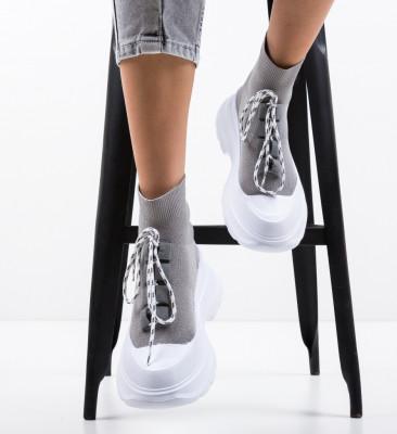 Pantofi Sport Solare Gri