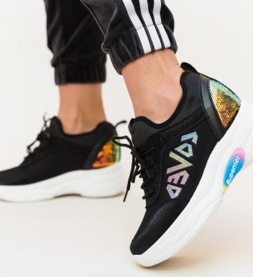 Pantofi Sport Solzen Negri