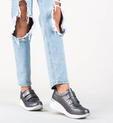 Pantofi Sport Sonya Gri