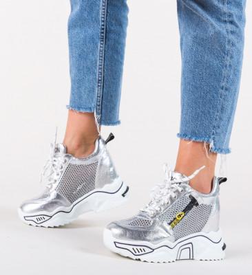 Pantofi Sport Sprank Argintii