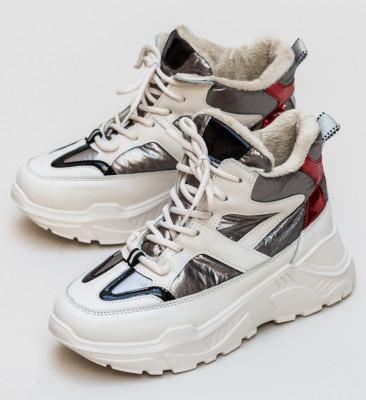 Pantofi Sport Sterha Gri