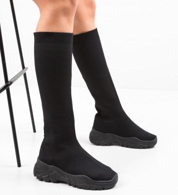 Pantofi Sport Taya Negre 2