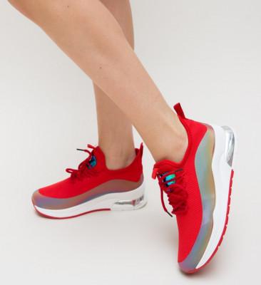 Pantofi Sport Tekas Rosii