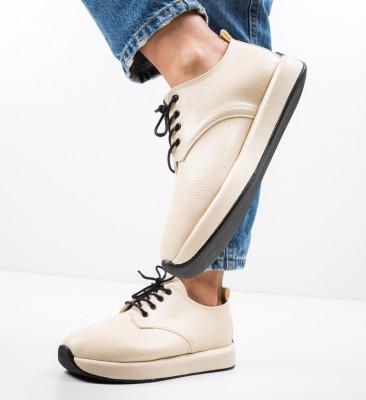 Pantofi Sport Ylan Bej