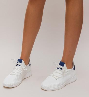 Pantofi Sport Zoha Albi 2