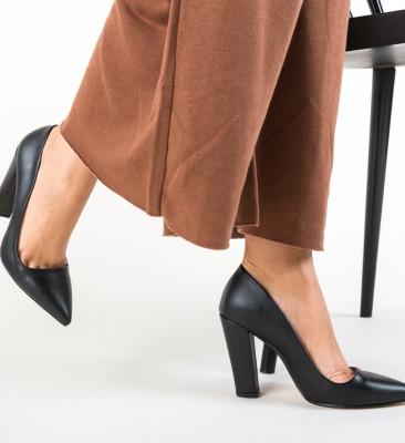 Pantofi Sunshine Negri 3