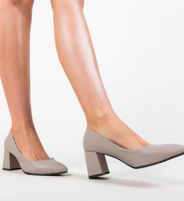 Pantofi Suruben Gri