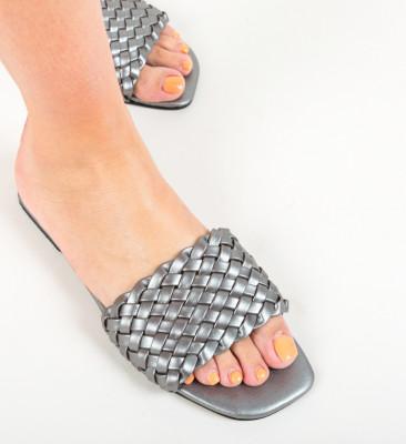 Papuci Peoria Gri