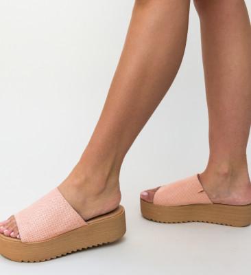 Papuci Sandol Roz