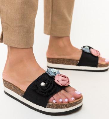 Papuci Vilora Negri
