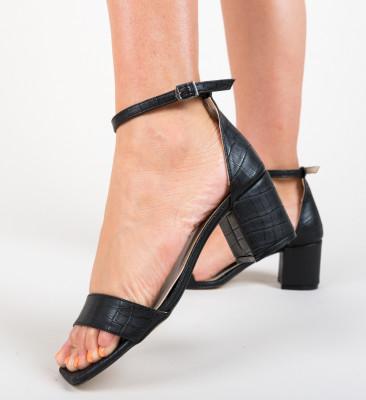 Sandale Agorde Negre