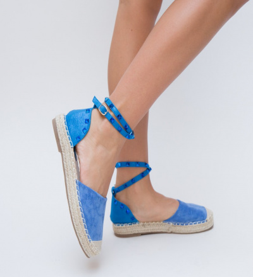 Sandale Anabel Albastre