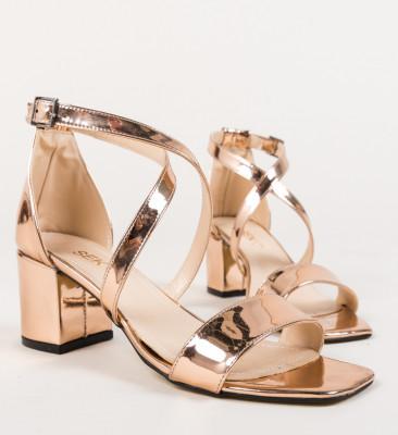 Sandale Biri Aurii 2