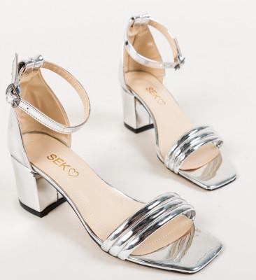 Sandale Bixi Argntii