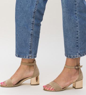 Sandale Chirco Bej