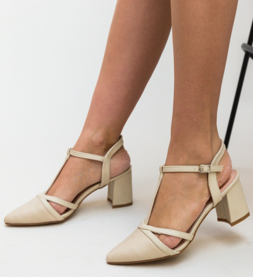 Sandale Cinar Bej