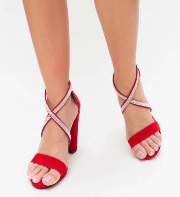 Sandale Cisio Rosii
