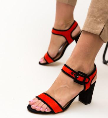 Sandale Clindar Rosii