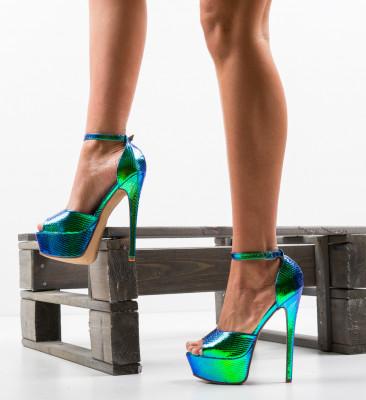 Sandale Contrera Albastre
