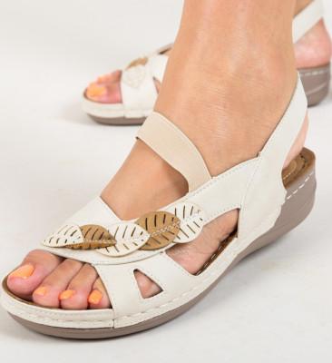 Sandale Dawe Bej
