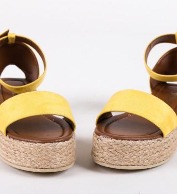 Sandale Delmar Galbene 2