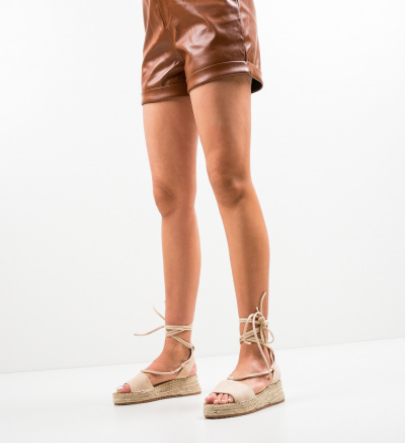 Sandale Dema Bej