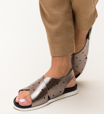 Sandale Dives Gri