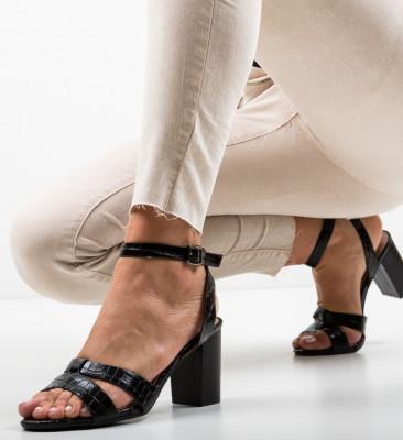 Sandale Eren Negre