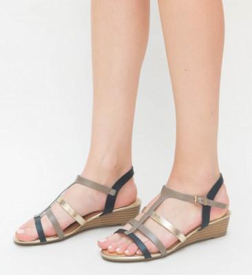 Sandale Ferby Gri