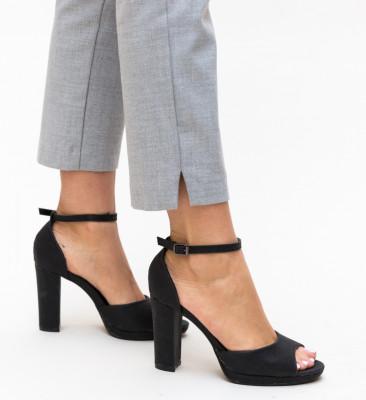 Sandale Glamone Negre