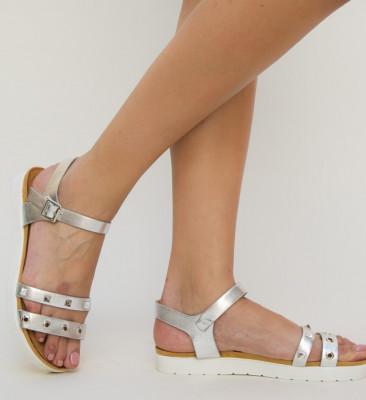 Sandale Horia Argintii
