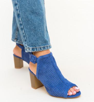 Sandale Instrum Albastre
